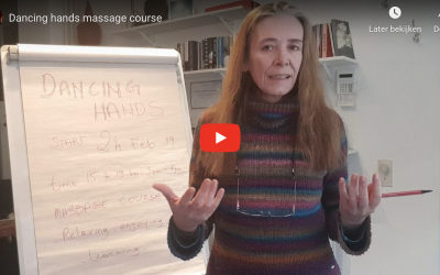Dancing hands massage course
